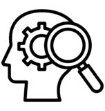 重要评断隔绝了可能容易地修改或编辑的传染媒介象 向量例证