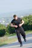 重要锻炼为健康生活 图库摄影