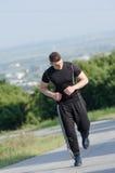 重要锻炼为健康生活 免版税库存照片