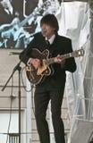 重赛Beatles 图库摄影