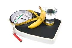 重量标度 免版税图库摄影