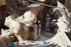 重建者, Trevi喷泉罗马 库存图片