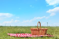 野餐 免版税库存照片