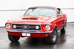 1966年野马GT350 库存图片