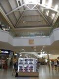 野鸡车道购物中心在奈士阿,新罕布什尔 免版税库存图片