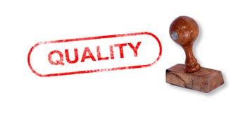 质量不加考虑表赞同的人 免版税库存图片