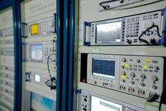 质量管理仪器 库存照片
