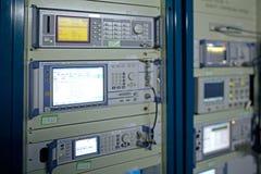 质量管理仪器 免版税库存照片