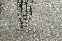 金刚石垂悬(水晶、金刚石背景,墙纸) 免版税库存照片