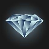 金刚石珠宝 库存例证