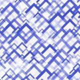 金刚石蓝色纹理  免版税库存图片