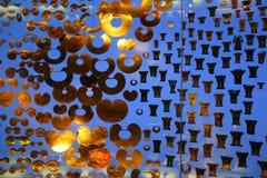金博物馆(Museo del Oro),波哥大,哥伦比亚 图库摄影