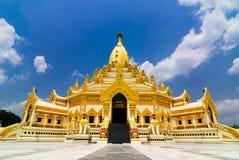 金塔,缅甸 库存图片