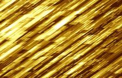 金墙纸 向量例证