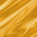 金子丝绸纹理- XL 图库摄影