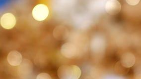 金子圣诞节背景,新年快乐背景 影视素材