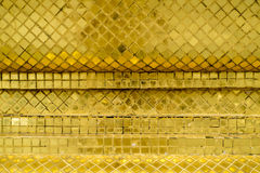 金子纹理闪烁背景 免版税库存照片