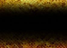 金子纹理闪烁 库存例证
