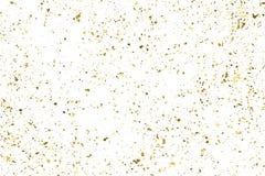 金子闪烁纹理传染媒介 库存例证