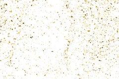 金子闪烁纹理传染媒介 皇族释放例证