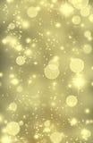 金子闪烁纹理 库存图片