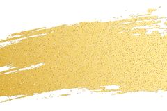 金子难看的东西线和金子豪华盖子闪烁 金黄斑点 发光的污迹 您的项目的背景 也corel凹道例证向量 库存图片