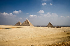 金字塔 图库摄影