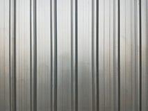 金属化墙壁 库存照片