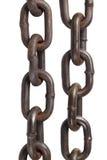 金属化链子 库存照片