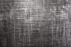 金属发光的表面 免版税库存照片
