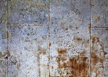 金属墙壁 免版税图库摄影