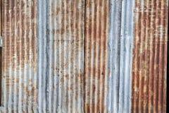 金属墙壁 库存图片