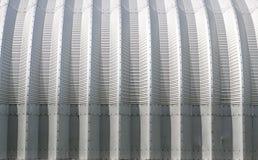 金属大厦 免版税库存图片