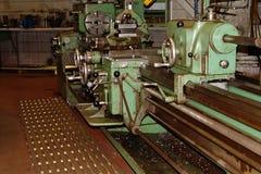 金属工作机器 免版税库存图片
