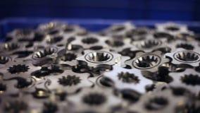 金属工具生产 机器零件制造业 末端顶头工具 股票视频
