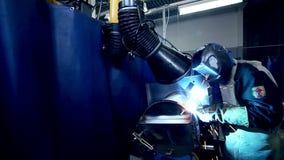 金属工焊工经营与metall板料 股票录像