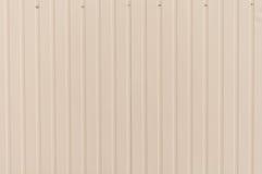 金属房屋板壁背景 图库摄影