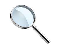 金属手透镜 库存图片