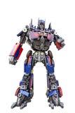 金属机器人 免版税库存图片