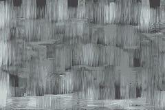 金属板纹理和波纹状的背景纹理 皇族释放例证