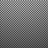 金属栅格传染媒介纹理 免版税库存图片