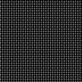 金属栅格无缝的背景的传染媒介样式 铁格栅不尽的纹理 网页填充模式 向量例证