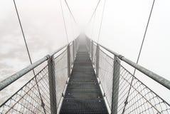 金属桥梁 图库摄影