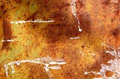 金属概略的纹理 库存图片
