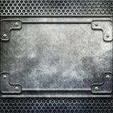 金属模板 免版税库存照片