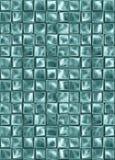 金属正方形 库存图片