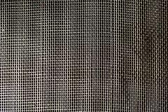 金属滤网抽象背景  免版税库存照片