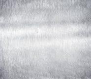 金属片钢背景。 免版税库存图片
