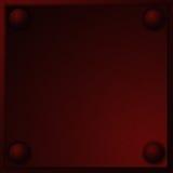 金属片铆钉 免版税库存图片