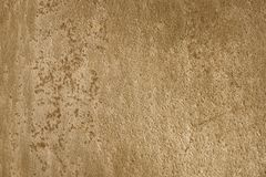 金属生锈的纹理 浅褐色的金印加人背景, 3D te的 免版税图库摄影